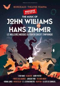 THE MUSIC OF J. WILLIAMS VS H. ZIMMER